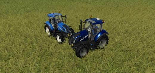 Photo of FS19 – New Holland T5 Traktör V1.0.0.1