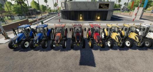 Photo of FS19 – New Holland T5 Traktör V1.0.0.3 Final