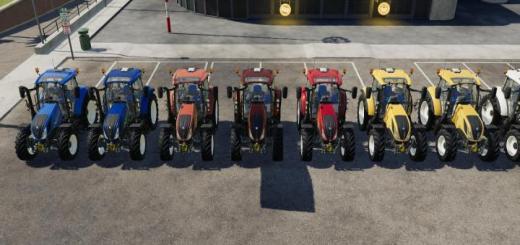 Photo of FS19 – New Holland T5 Traktör V1.0