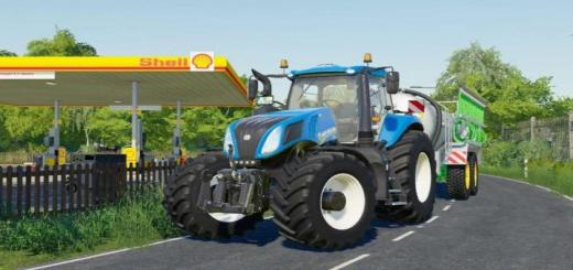 Photo of FS19 – New Holland T8 V1.0.4.0