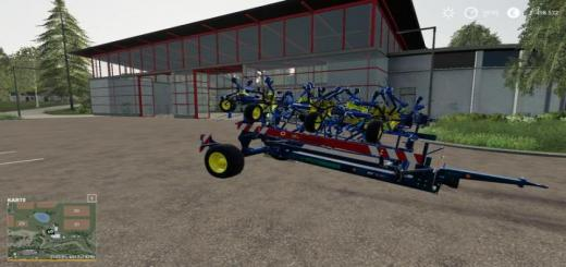 Photo of FS19 – Pottinger Hit 12.14 T V1.0