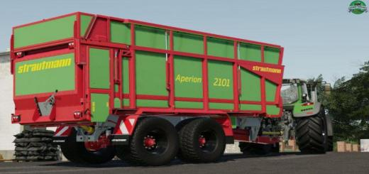 Photo of FS19 – Strautmann Aperion 2101 V1.2