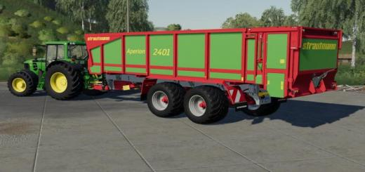 Photo of FS19 – Strautmann Aperion 2401 V1