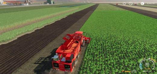 Photo of FS19 – Terradost440 Hr12 Zoltanm V2.0