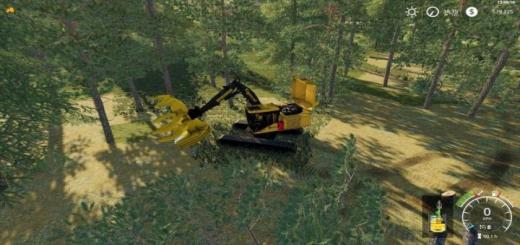 Photo of FS19 – Tigercat Fixed Southstar V1.0