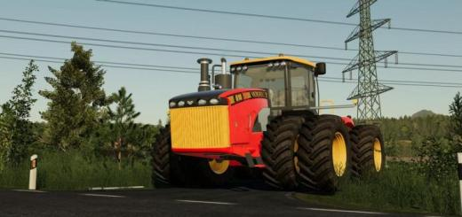 Photo of FS19 – Versatile 610 4Wd V1