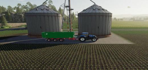 Photo of FS19 – Yerleştirilebilir Çiftlik Silosu V1.0