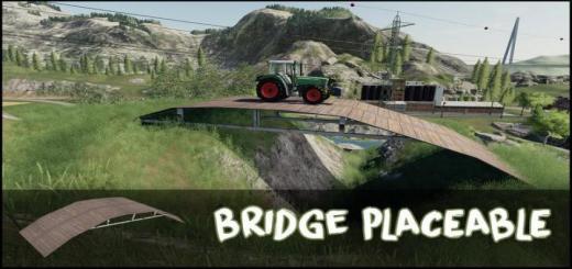 Photo of FS19 – Yerleştirilebilir Köprü V1