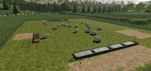 Photo of FS19 – Yerleştirilebilir Koyun Çiftliği V1