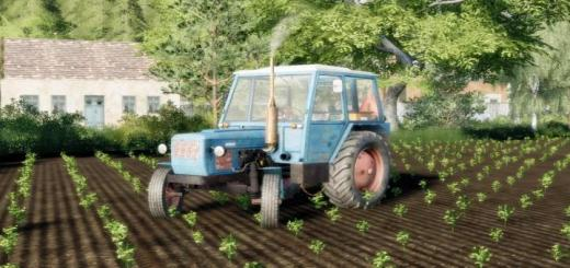 Photo of FS19 – Zetor 6711 Traktör V1