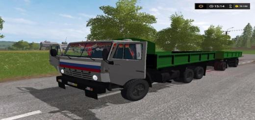 Photo of FS17 – Kamaz 55102 V0.1