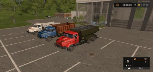 Photo of FS17 – Kraz 65055 V1.1