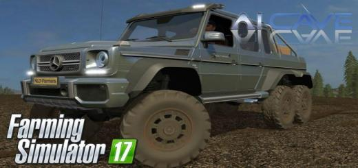 Photo of FS17 – Mercedes-Benz G65 6X6 V1.2