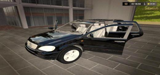 Photo of FS17 – Mercedes Benz Ml 430 V2.0