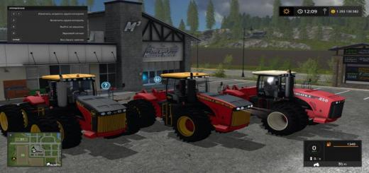 Photo of FS17 – Versatile Edition 450/500/550 V1.0.0.1