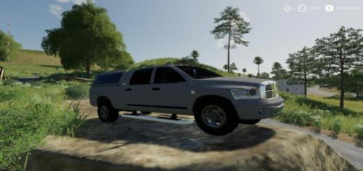Photo of FS19 – 2007 Dodge Ram 3500 V1.0