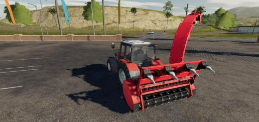 Photo of FS19 – Ahwi 700 V1.3