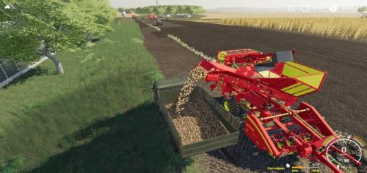 Photo of FS19 – Akpil Kartofel V1.0