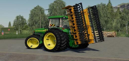 Photo of FS19 – Alpego Dx600 V1