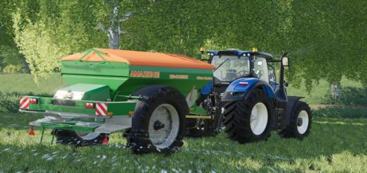 Photo of FS19 – Amazone Zgb 5500/8200 V1