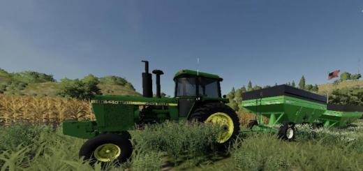 Photo of FS19 – Brent 644 Gravity Vagon V1.0