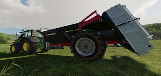 Photo of FS19 – Chevance Sniper 1511 V1.0