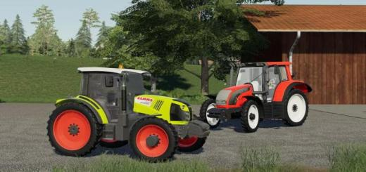 Photo of FS19 – Claas Arion 420 V1.19