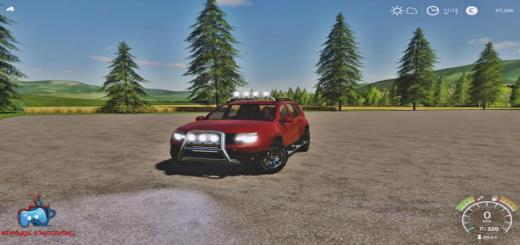 Photo of FS19 – Dacia Duster Araba Yaması V1.1
