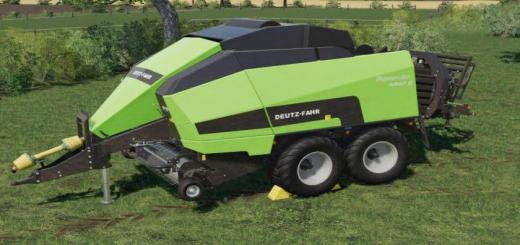 Photo of FS19 – Deutz Fahr Bigmaster 5912 D V1.0