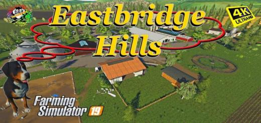 Photo of FS19 – Eastbridge Hills Çiftlik Haritası V1.3