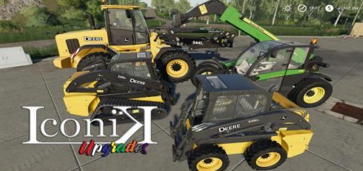 Photo of FS19 – Iconik Deere Paketi V1.0