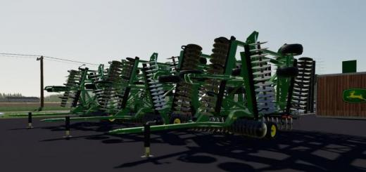 Photo of FS19 – John Deere 2623 Pulluk V1.0