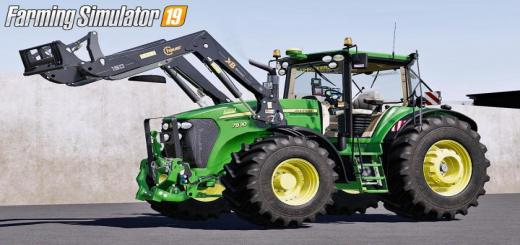Photo of FS19 – John Deere 7030 S Verisi 2.0