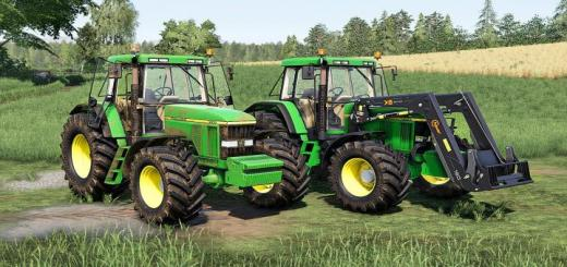 Photo of FS19 – John Deere 7610/7710/7810 Serisi V1.0