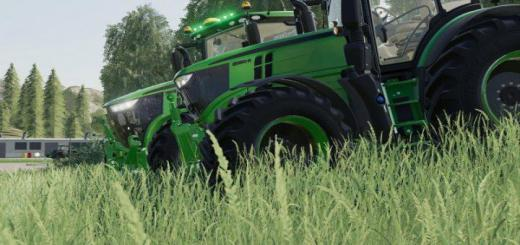 Photo of FS19 – John Deere 7R&6R Paketi V1.0