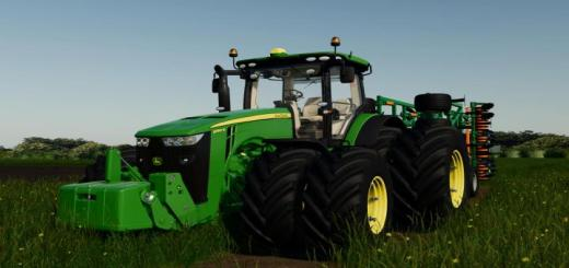 Photo of FS19 – John Deere 8R 2011 V2.0