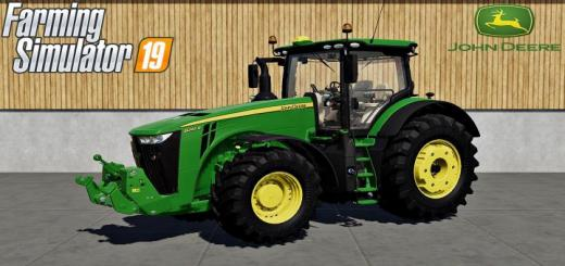 Photo of FS19 – John Deere 8R Serisi V1.0
