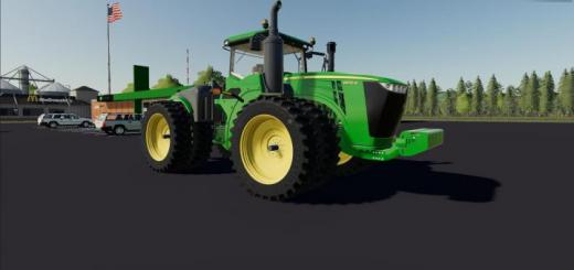 Photo of FS19 – John Deere 9R V1.0