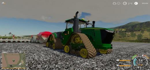 Photo of FS19 – John Deere 9Rx V1.0