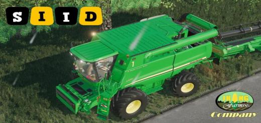 Photo of FS19 – John Deere Sts Eu V1.0