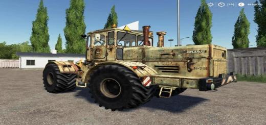 Photo of FS19 – Kirovets K 701 Traktör V1.0.0.2