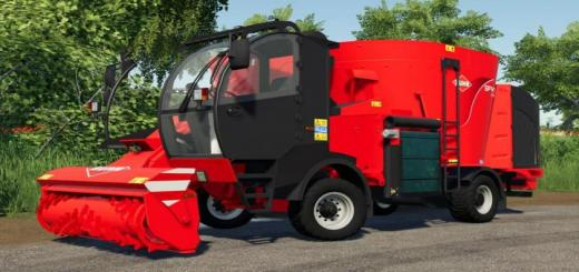 Photo of FS19 – Kuhn Spv Confort 12 V1