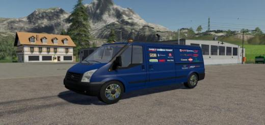 Photo of FS19 – Lizard Rumbler Van Workshop V1