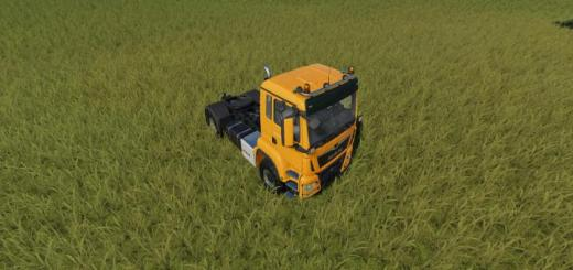 Photo of FS19 – Man Tgs V1.0.0.5