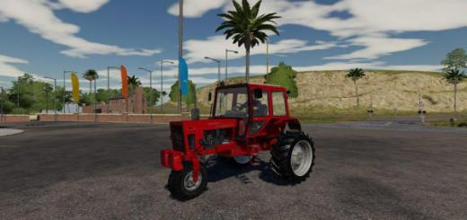 Photo of FS19 – Mtz-80X V1