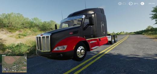 Photo of FS19 – Peterbilt 579 Tır Yaması V1.0