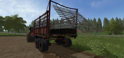 Photo of FS17 – Prt-10 Silaj Römorku V1.0