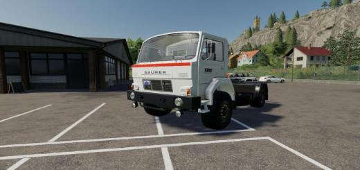 Photo of FS19 – Saurer D330B (Tpm Versiyon) V1.0