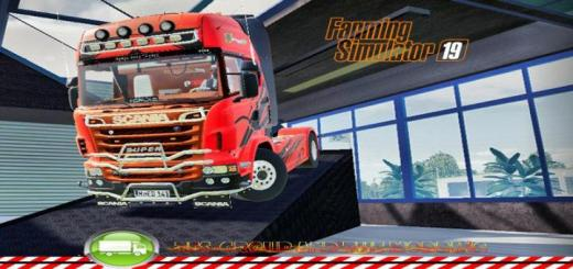 Photo of FS19 – Scania Super R730 Toprun V2.0