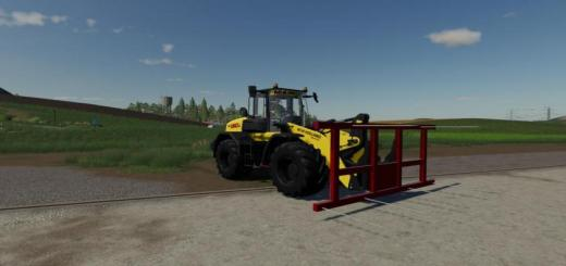 Photo of FS19 – Selfmade Balya Çatalı V1.0